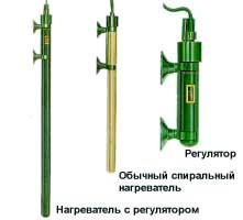Спиральный нагреватель